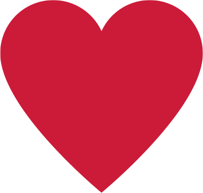 an image of a red heart